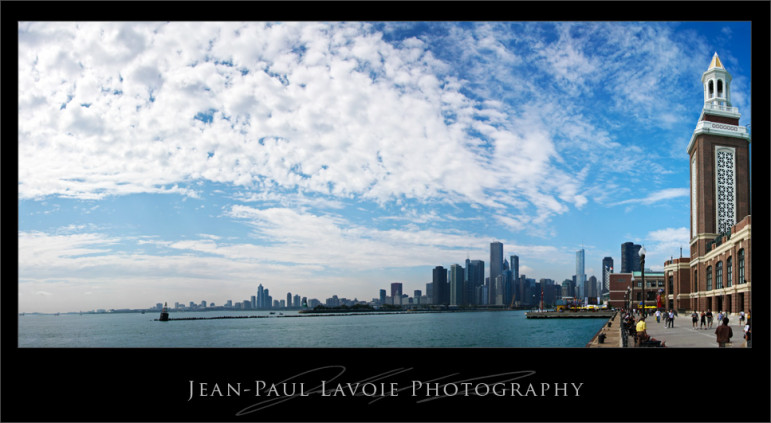 Chicago in Panoramas