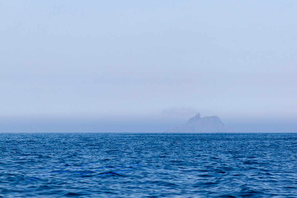 Skellig Michael: Out of the Mists