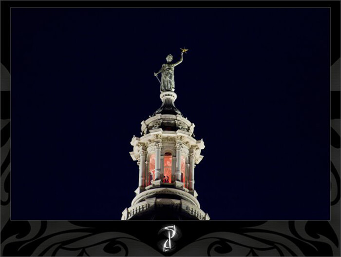 The last of Texas – Capital at Night