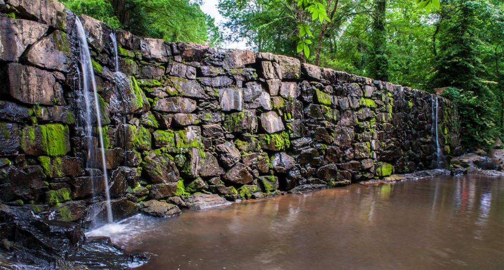 Cedar Rock Dam