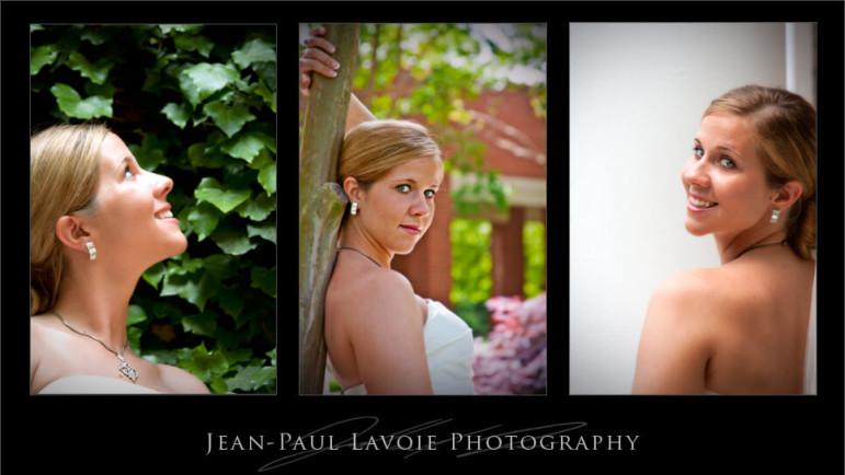 My Sister's Bridal Portraits