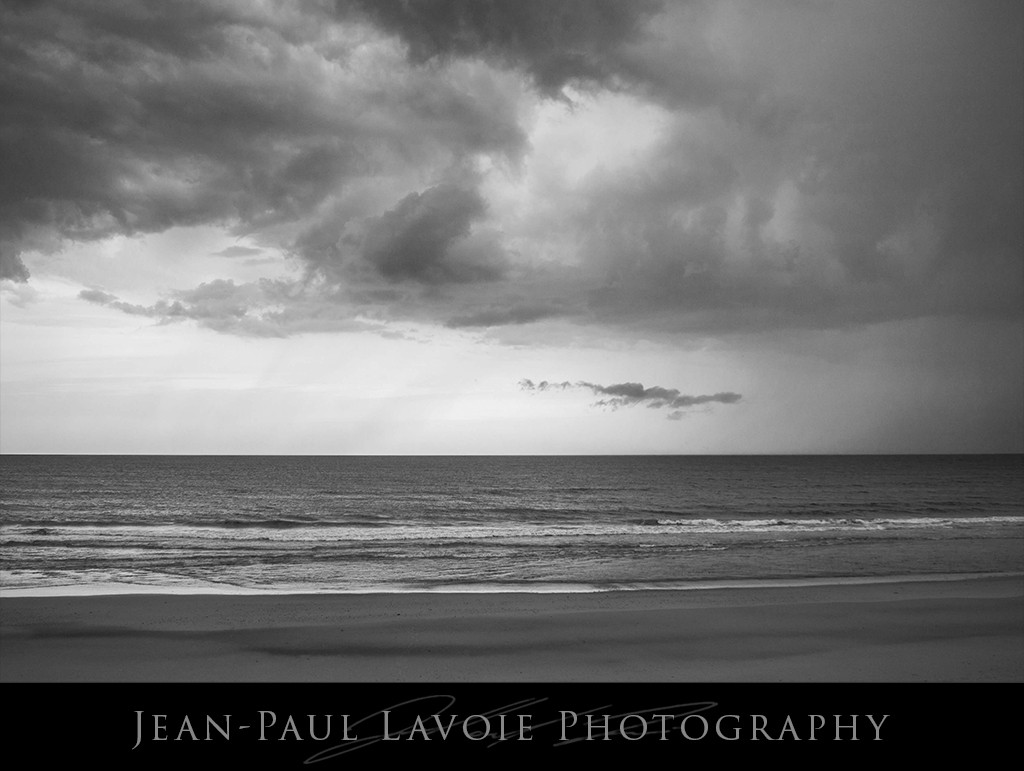 Topsail Storms: Rays and Rain