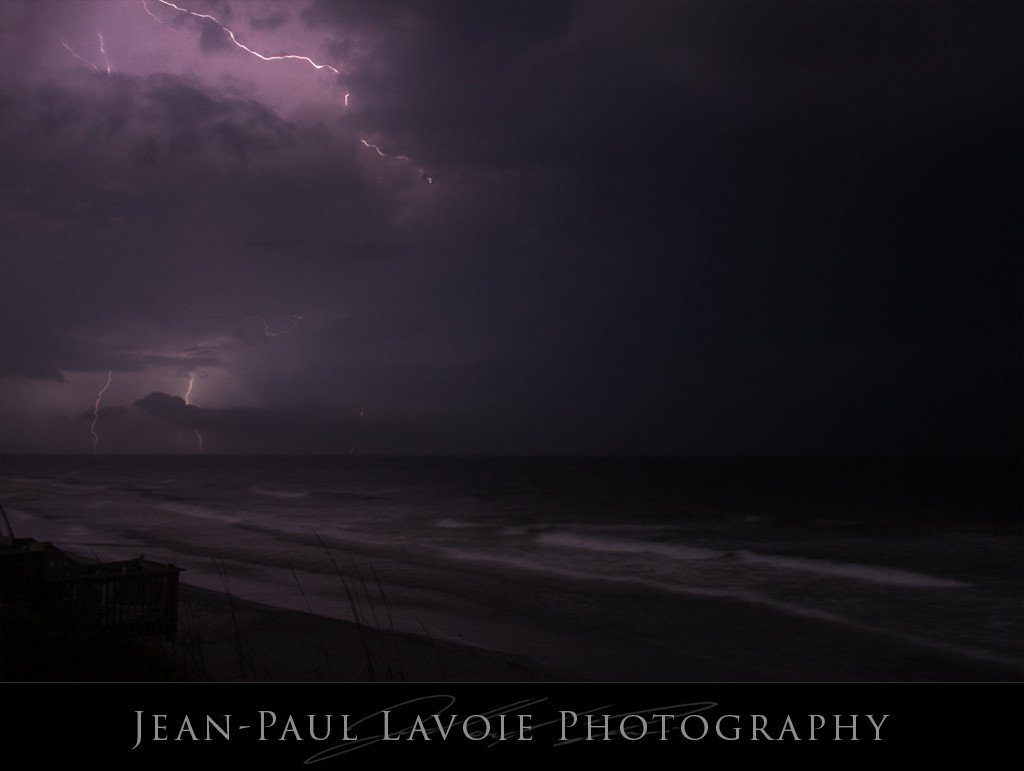 Topsail Storms: Night Lightning