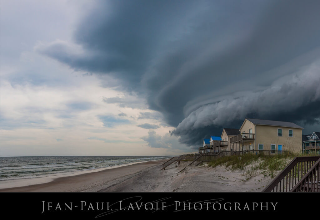 Topsail Storms: The Wicked Shelf