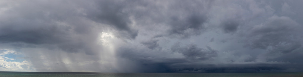 Topsail Storms: Out to Sea